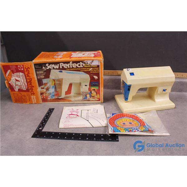 Sew Perfect Machine in Original Box