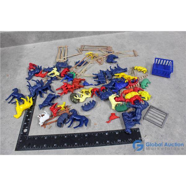 Plastic Farm Toys
