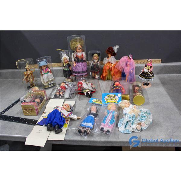 Souvenir Doll Collection