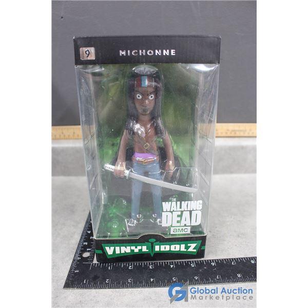 The Walking Dead Michonne Figurine in Box