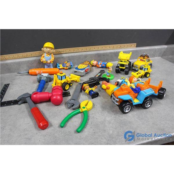 Bob the Builder & Play Tools