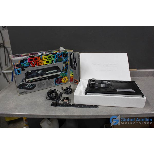 Coleco Vision w/Original Box