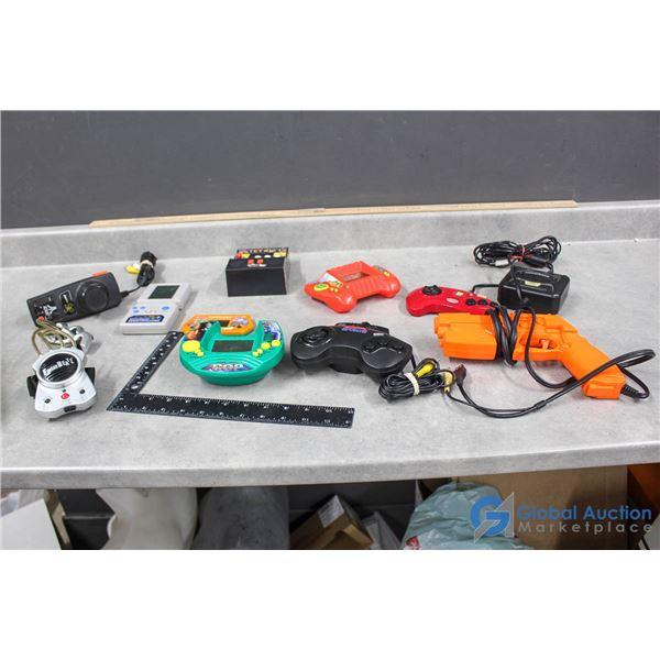 Plug & Play & Handheld Games