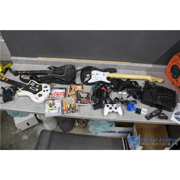 PS2/PS3 Games & Accessories