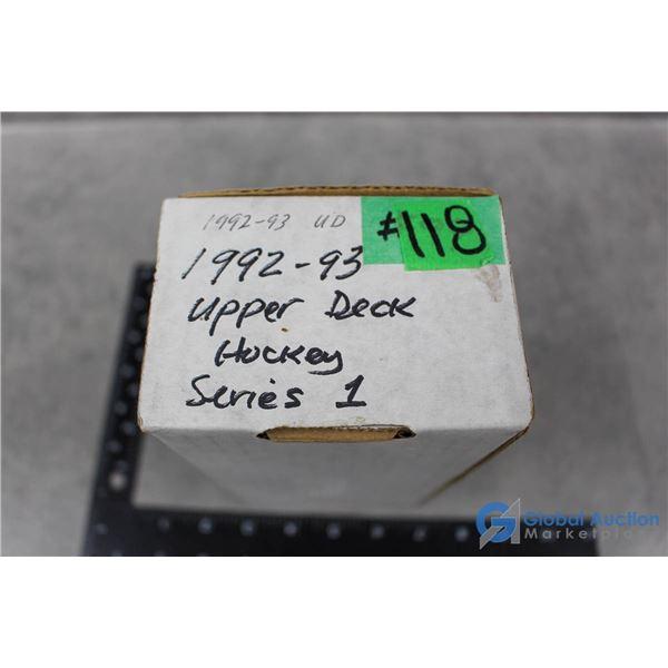 1992-93 Upper Deck Hockey, Series 1, 440 Hockey Cards