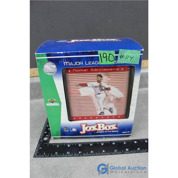 Nomar Garciaparra Upper Deck Collectible - Jack in the Box NIB