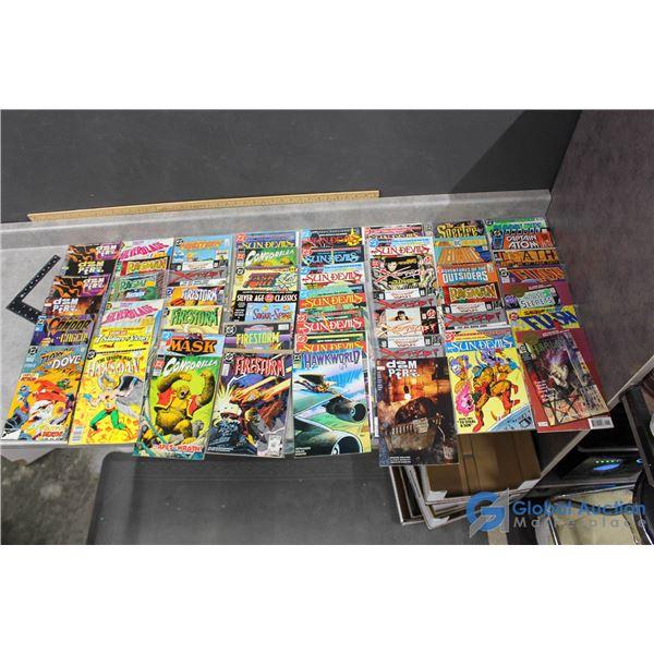 (50) DC Comics