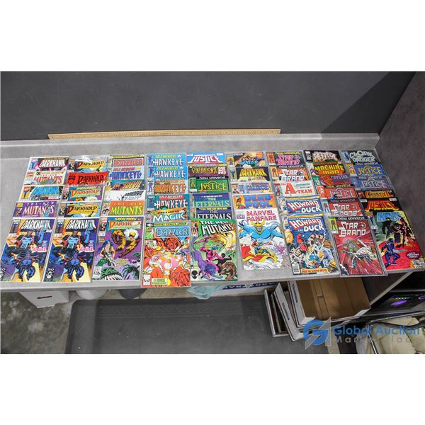 (50) Marvel Comics