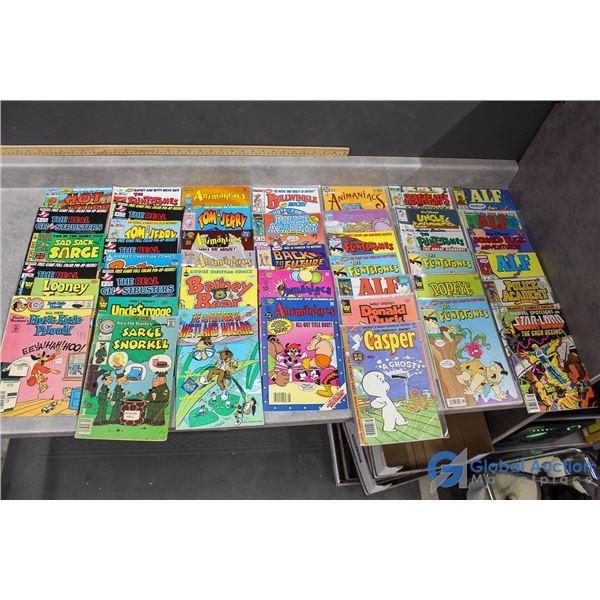 (40) Kids Comics