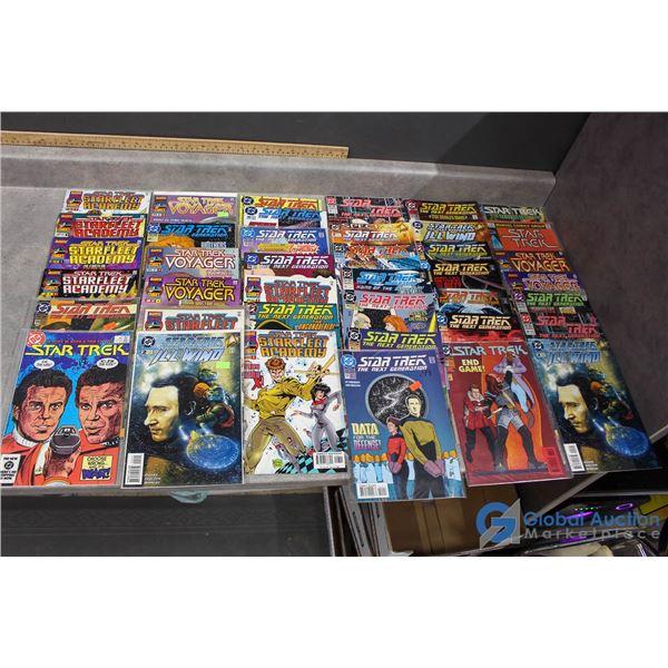 (40) Star Trek Comics