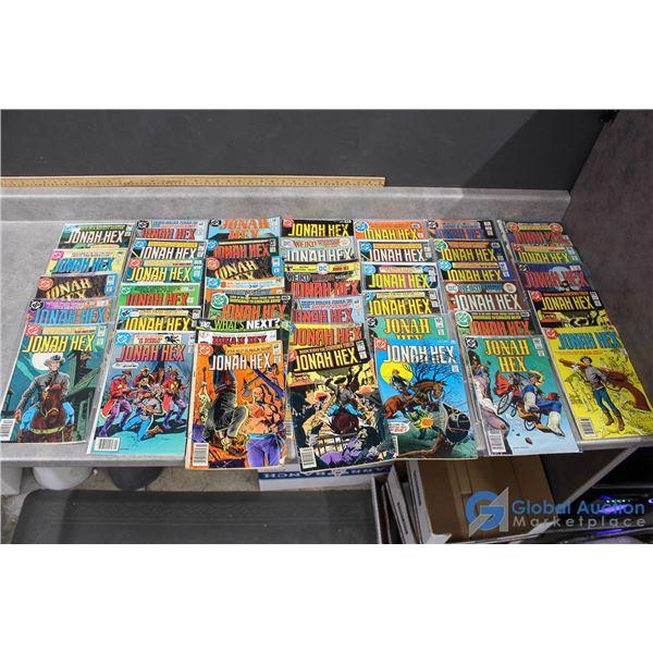 (40) Jonah Hex Comics