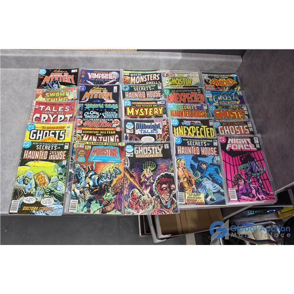 (50) Horror Comics