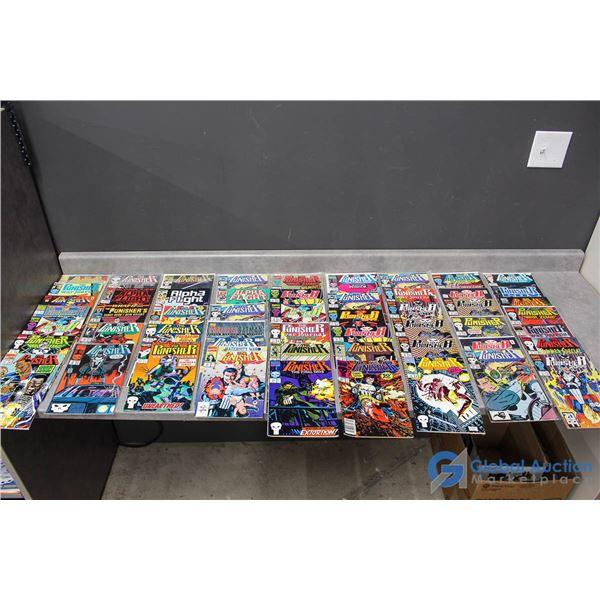 (50) Punisher Comics