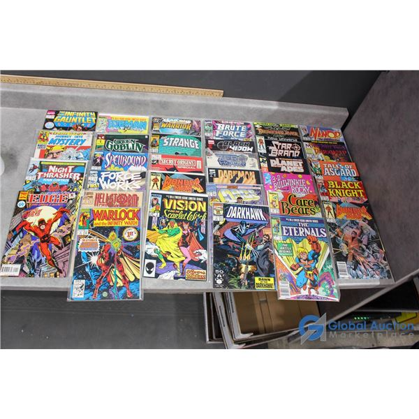 (30) First Issue Comics