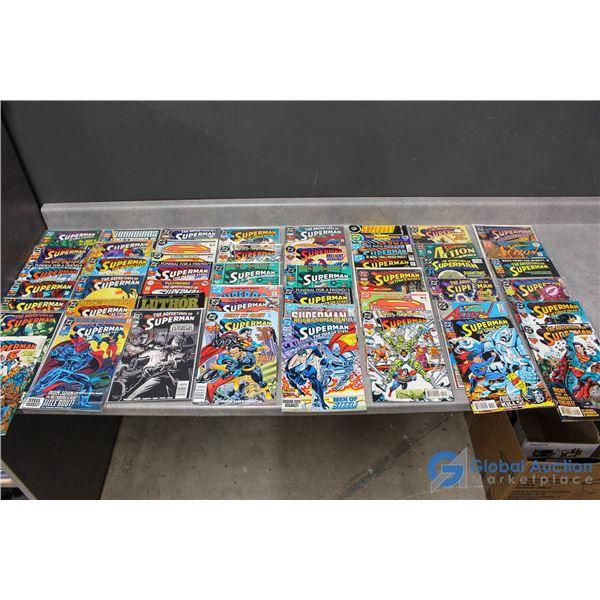 (50) Superman Comics