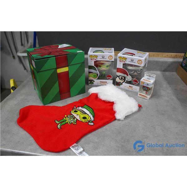 POP! Funko Overwatch Gift Box