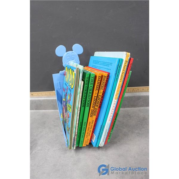 Kids Books & Disney Book Holder