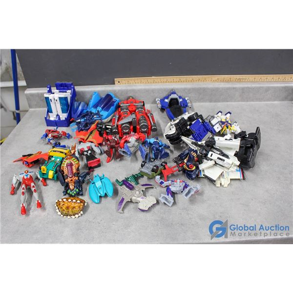 Transformers & Related Toys