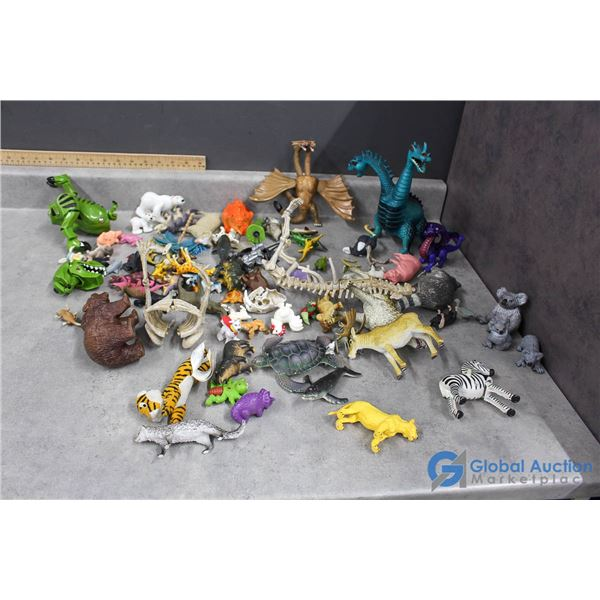 Dinosaurs, Dragons & Animals OH MY!
