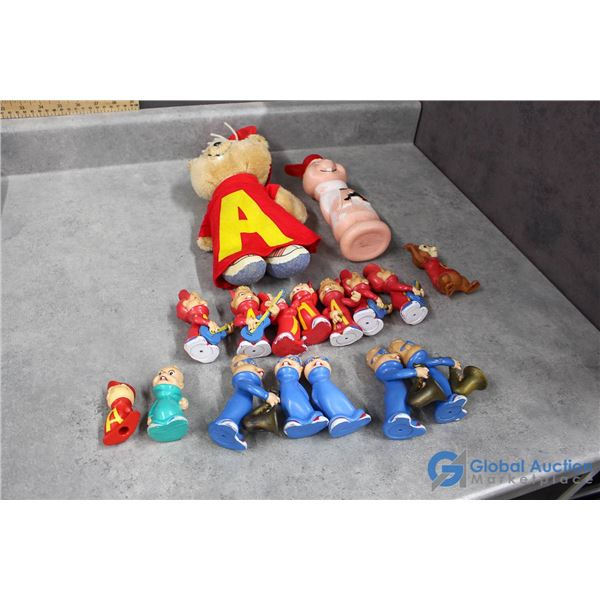 Alvin & The Chipmunks Toys