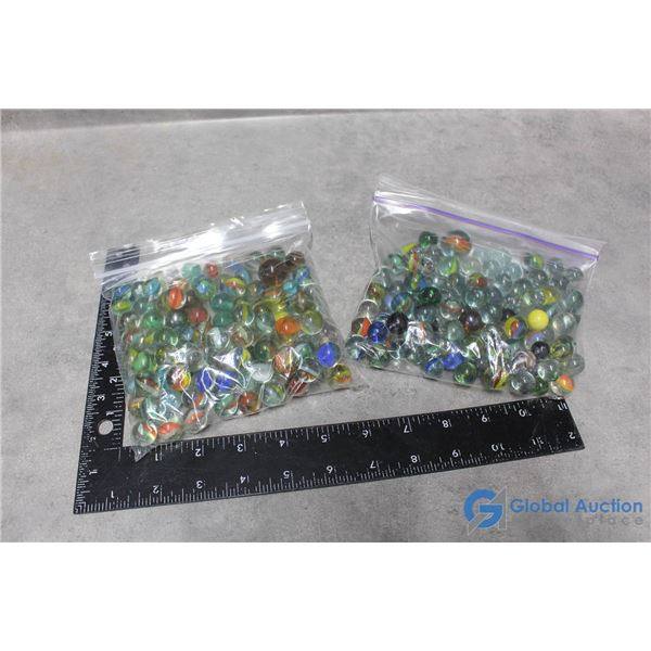 Approx. 200 Marbles