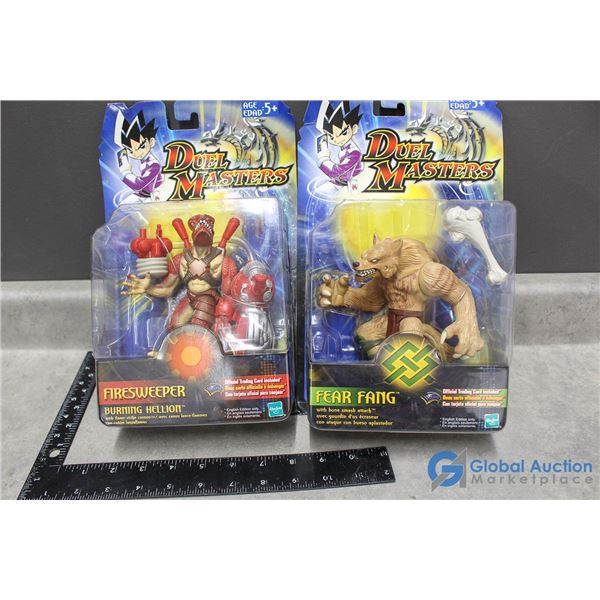 (2) Dual Master Toys In Package