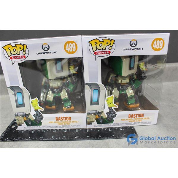 (2) Pop! Funko Vinyl Figurines in Box