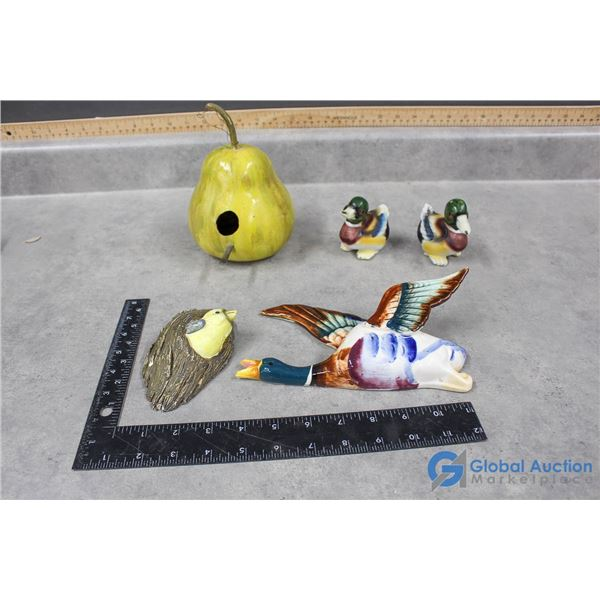 Duck & Bird Related Decor