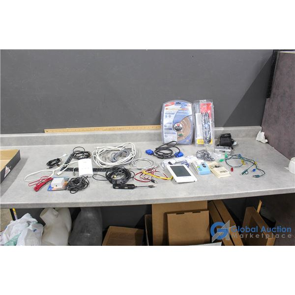 Assorted Electrical Accessories