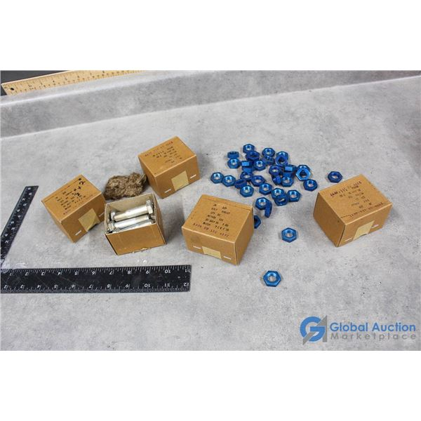 (40) Military Grade Bolts & Nuts