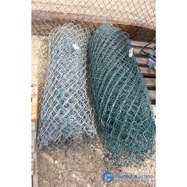 **40' & 17' Chain Link Fencing 4 Ft High