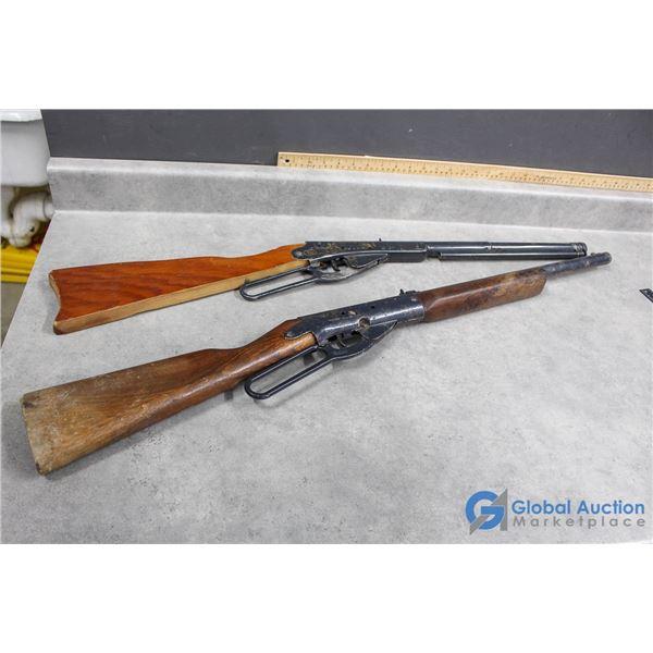 (2) Pellet Guns