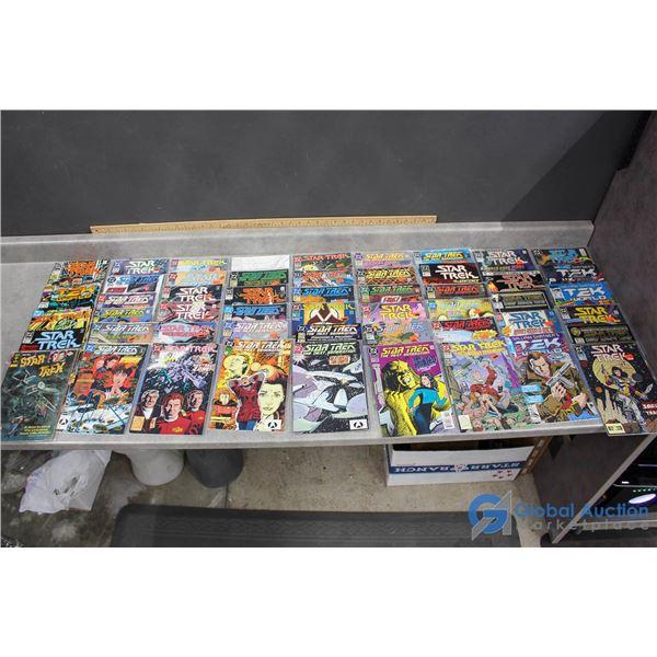 (50) Star Trek Comics