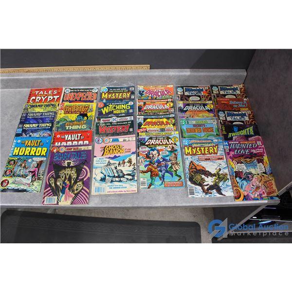 (25) Horror Comics
