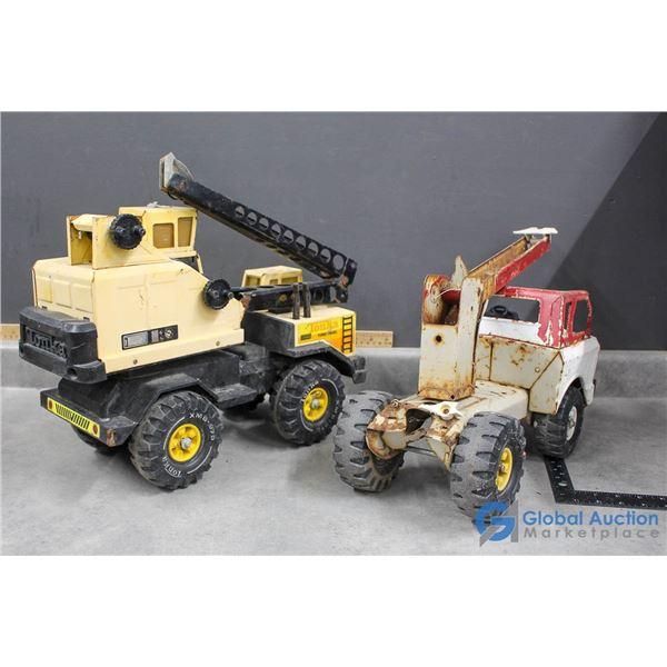 (2) Toy Machinery