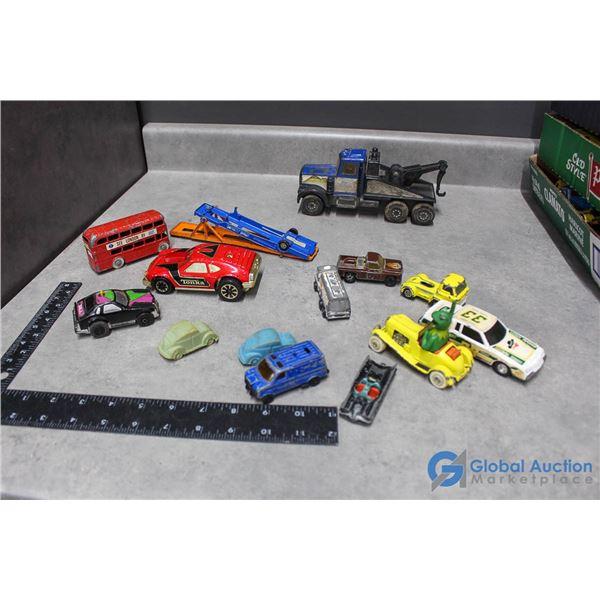 Tonka, Corgi & ERTL Toy Cars