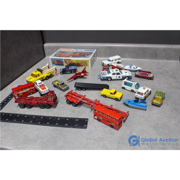 Matchbox Toys & Model Car Kit