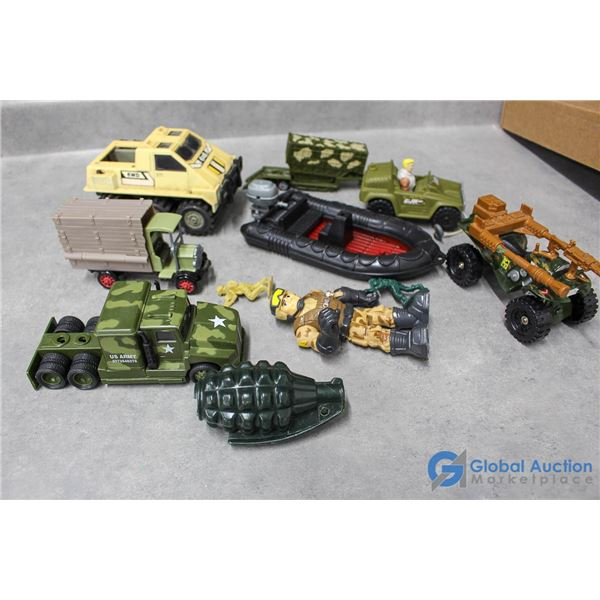 Army Themed Toys