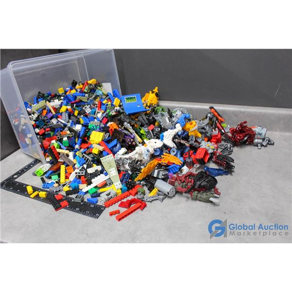 Bionical, Lego & Other Assorted Toys