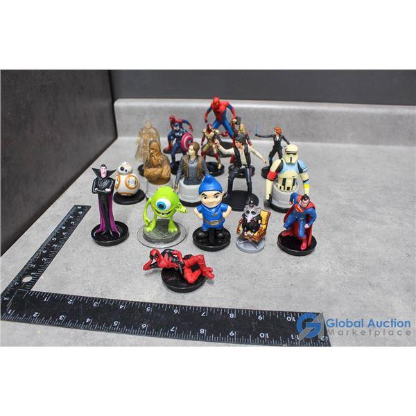 Vinyl Figurines