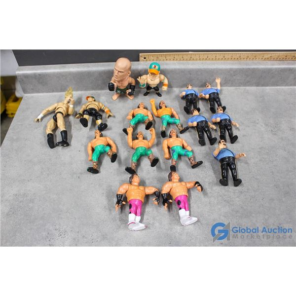 Wrestler Action Figures