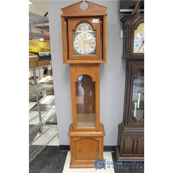 **Tempus Grandfather Style Clock