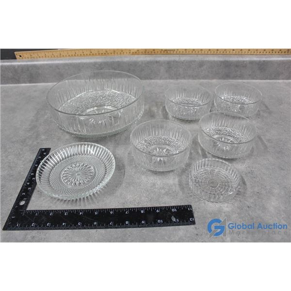 Clear Glassware