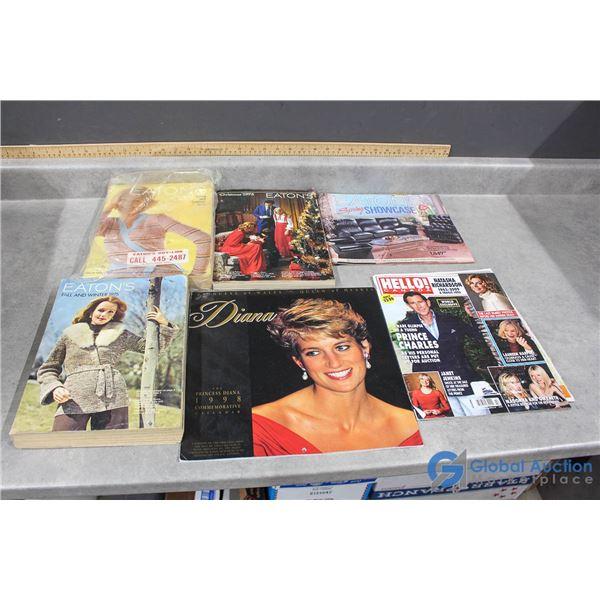 Eatons Catalogues, Princess Diana Calendar