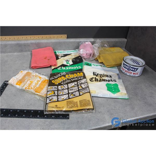 Car Wipes, Clear Paste Wax & Other Accessories