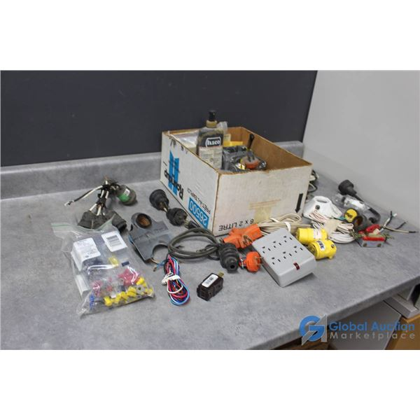 Assorted Electrical Parts