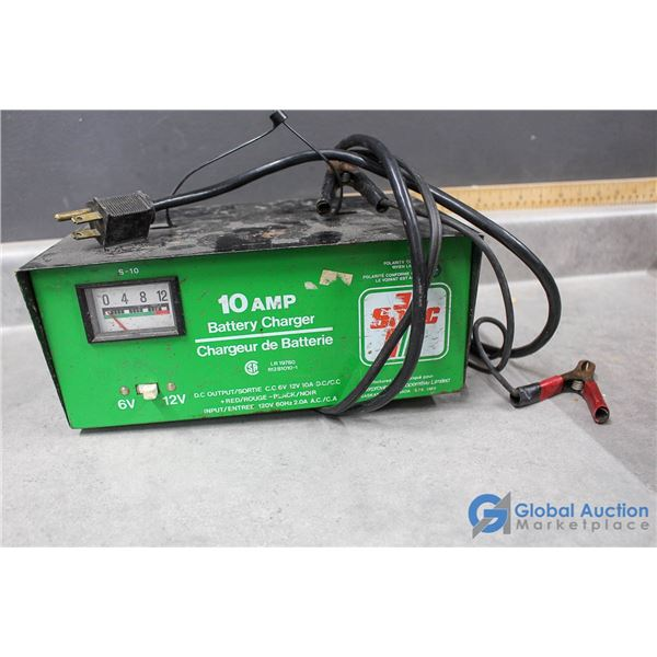 Sonic 10amp Battery Charger