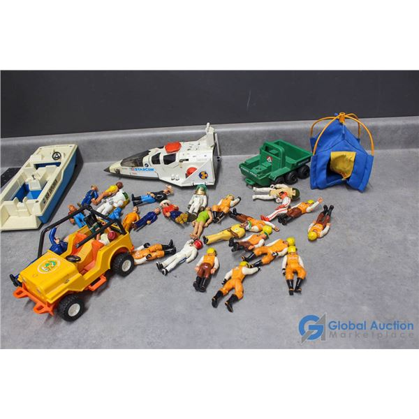 Vintage Fisher Price Toys, Figurines & Tonka