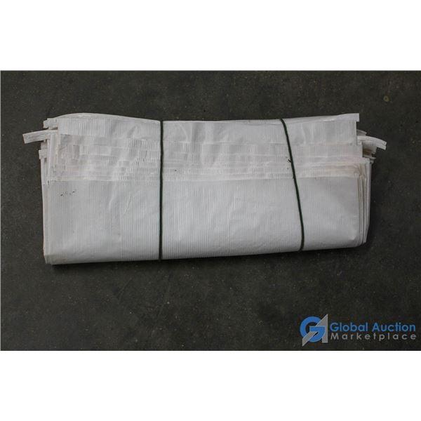 **(18) Large Plastic Bags