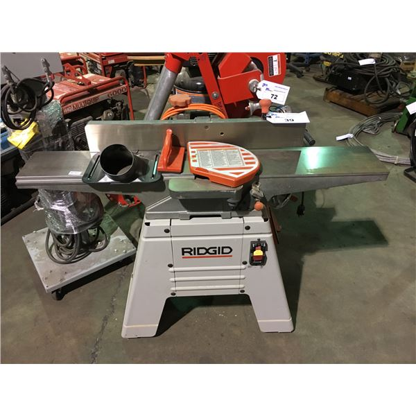"""RIDGED JP06101 6"""" JOINTER WITH BASE"""